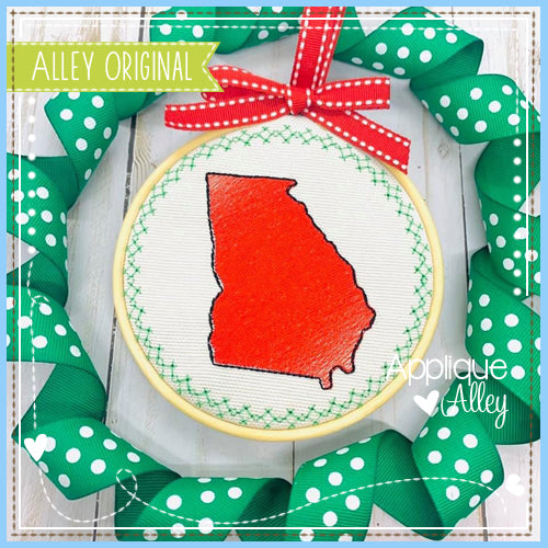GEORGIA ORNAMENT 4923AAEH