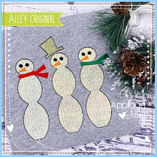 Load image into Gallery viewer, SCRTACHY FUNKY SNOW MAN TRIO  5035AAEH