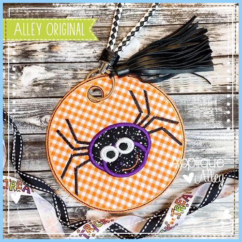 ITH SPIDER BAG TAG 5027AAEH