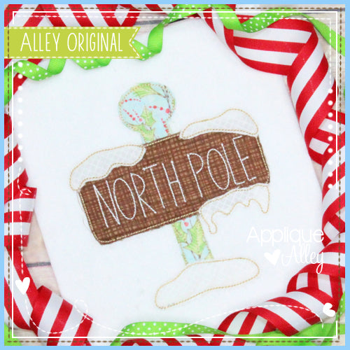 VINTAGE NORTH POLE 5209AAEH