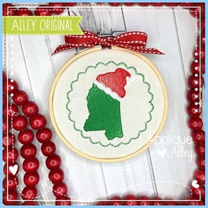 MISSISSIPPI CHRISTMAS BITTY BUNDLE 4942AAEH