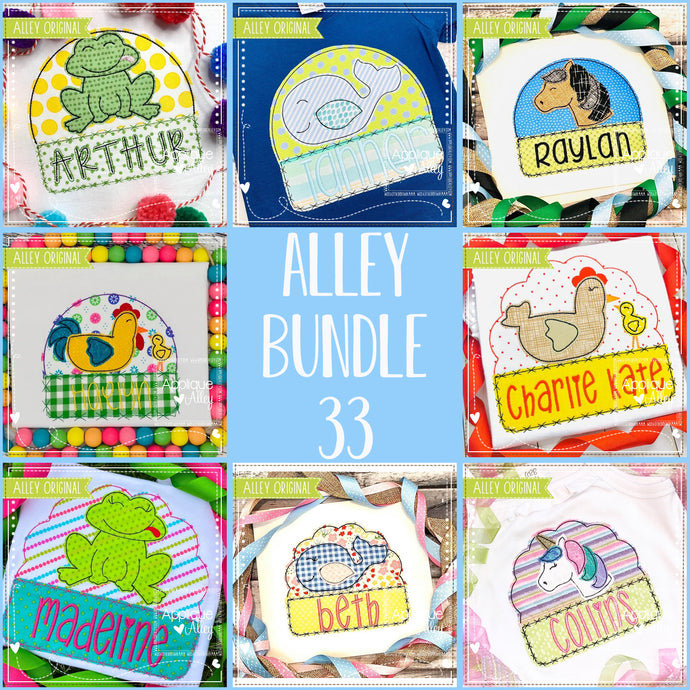 ALLEY BUNDLE 33 AAEH