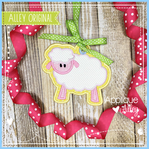 BAG TAG LITTLE LAMB 5440AAEH