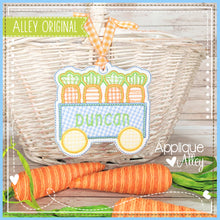 Load image into Gallery viewer, CARROT WAGON BAG TAG 5437AAEH