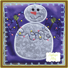 Load image into Gallery viewer, DECO LIGHTS SNOWMAN