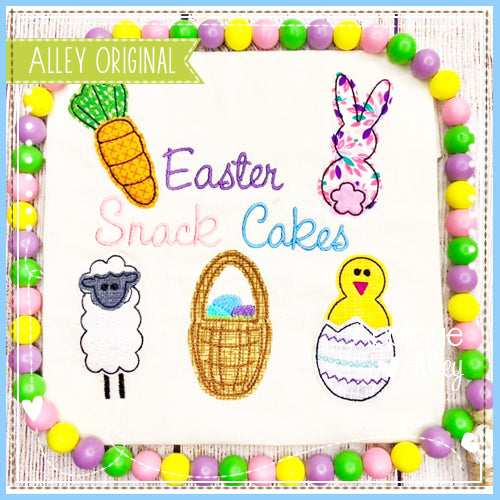 EASTER SNACK CAKES 5431AAEH