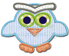 Load image into Gallery viewer, ANGRY LITTLE OWL