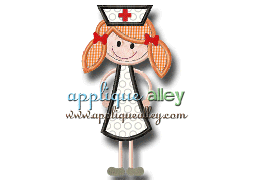 NURSE STICK GIRL