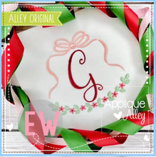 Load image into Gallery viewer, GABRIELLA BOW FLORAL SWAG 5306AAEW