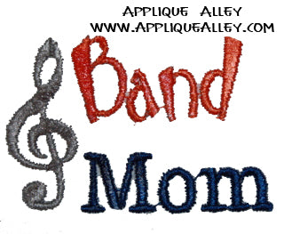 emb BAND MOM