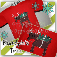 Load image into Gallery viewer, RUDOLPHS TREE