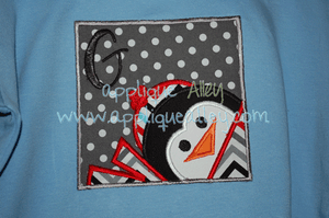 SIDE PENGUIN PATCH