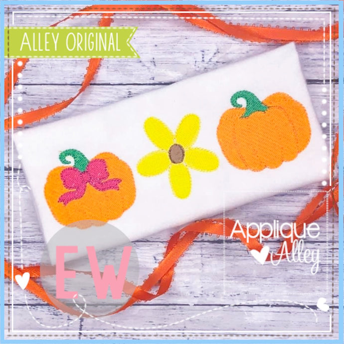 MINI FALL PUMPKIN SET 4947AAEW