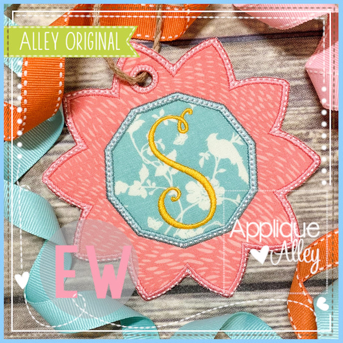 ITH FLOWER BAG  TAG 5004AAEW