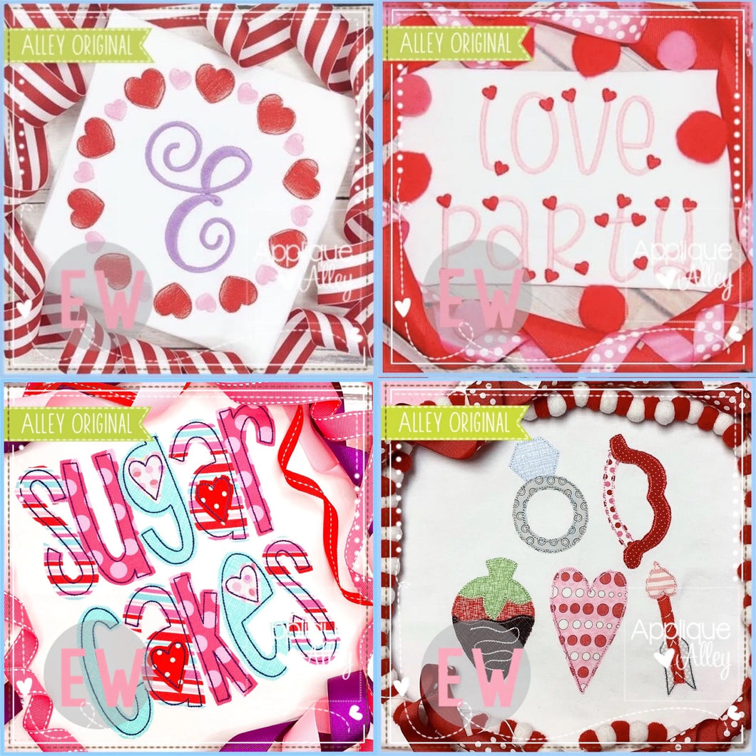 VALENTINES DAY BUNDLE 5282 AAEW