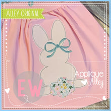 Load image into Gallery viewer, VINTAGE BUNNY BOW 5298AAEW