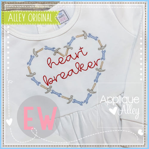 LOVE TOOLS HEART FRAME 5333AAEW