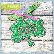 Load image into Gallery viewer, SHAMROCK BAG TAG  5436AAEH