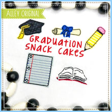 Load image into Gallery viewer, SNACK CAKES GRADUATION 5555AAEH