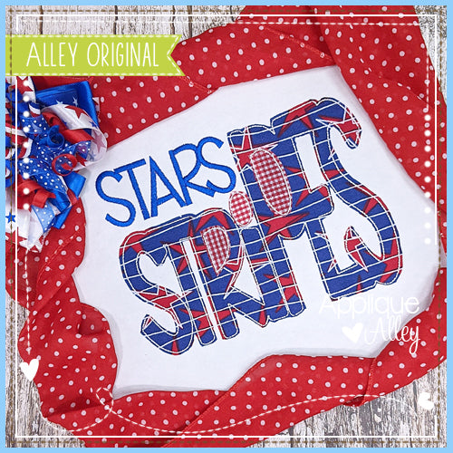 VINTAGE STARS AND STRIPES 5584AAEH