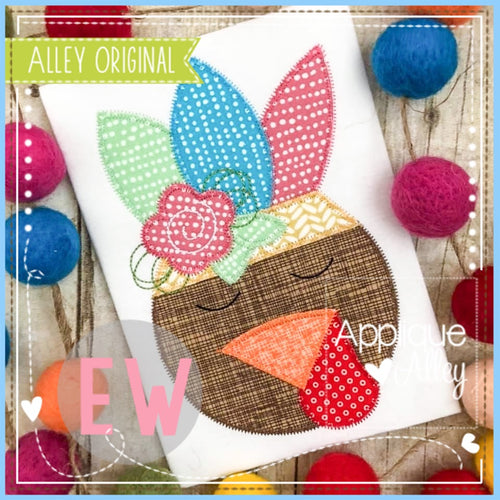 ZZ FLORAL TURKEY FACE 5158AAEW
