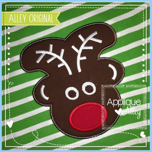 FREE! GINGERBREAD DEER
