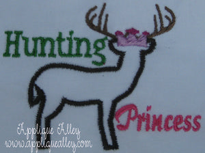 HUNTING PRINCESS
