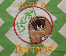 Load image into Gallery viewer, BEARY CHRISTMAS