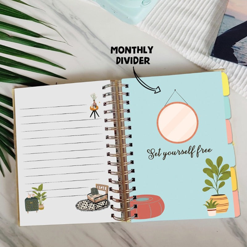 2021 Planner - Your Only Limit Is You