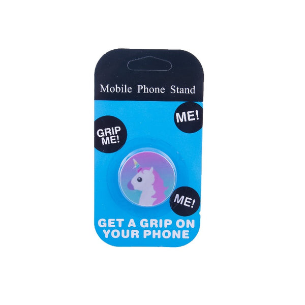 Cute Unicorn Pop Socket - The June Shop