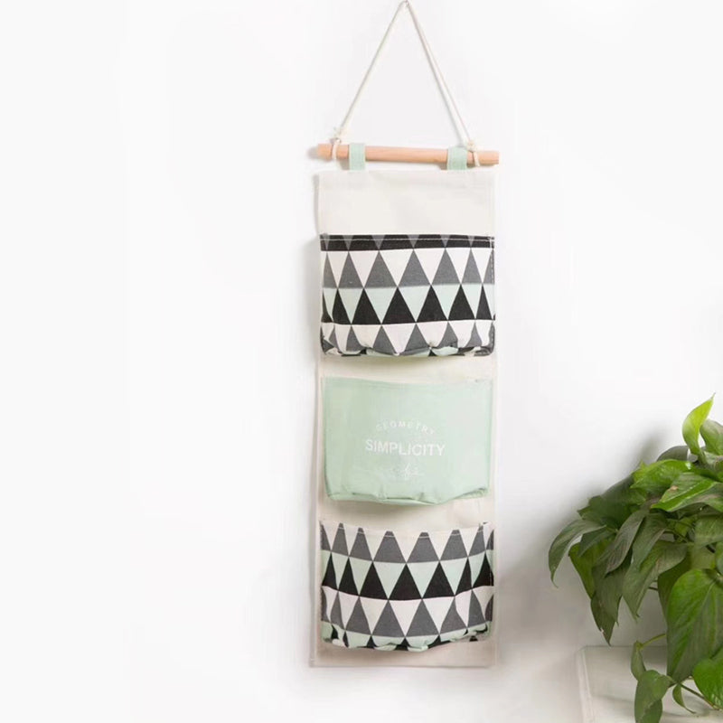 Abstract Hanging Organizers