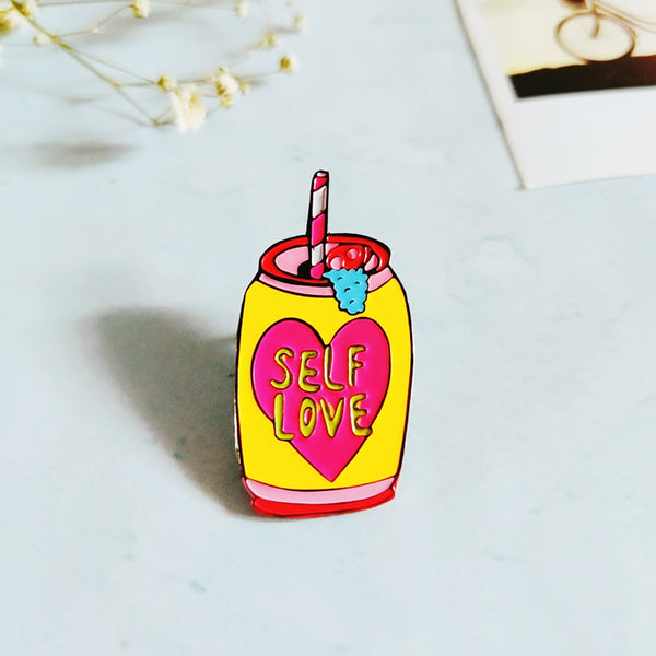 Self Love - Lapel Pin