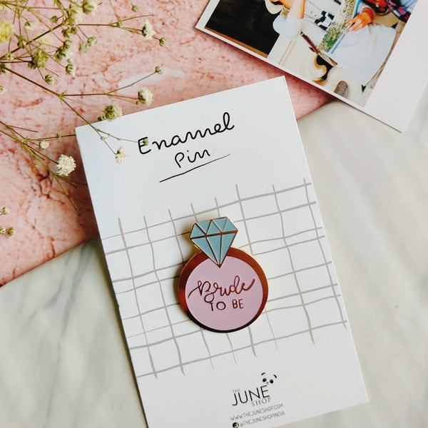 Bride to Be - Lapel Pin