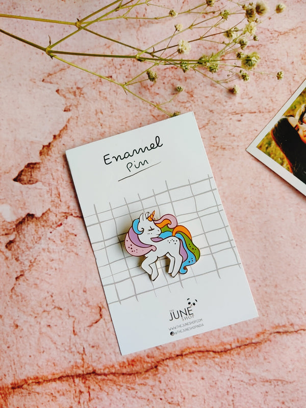 Unicorn - Lapel Pin