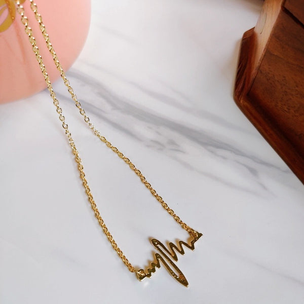 Heartbeat - Necklace