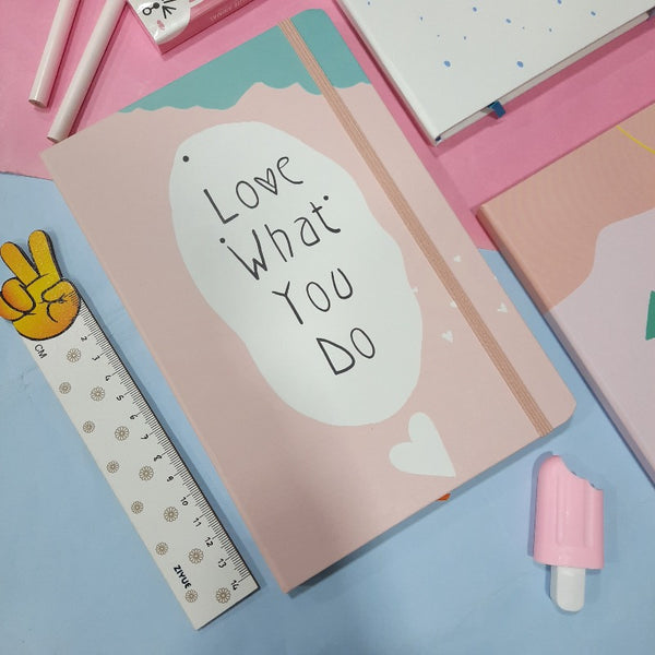 Love Quote Notebook (HardCover)