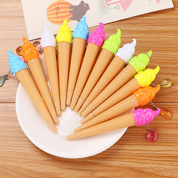 Ice-cream Pens - Set of 12
