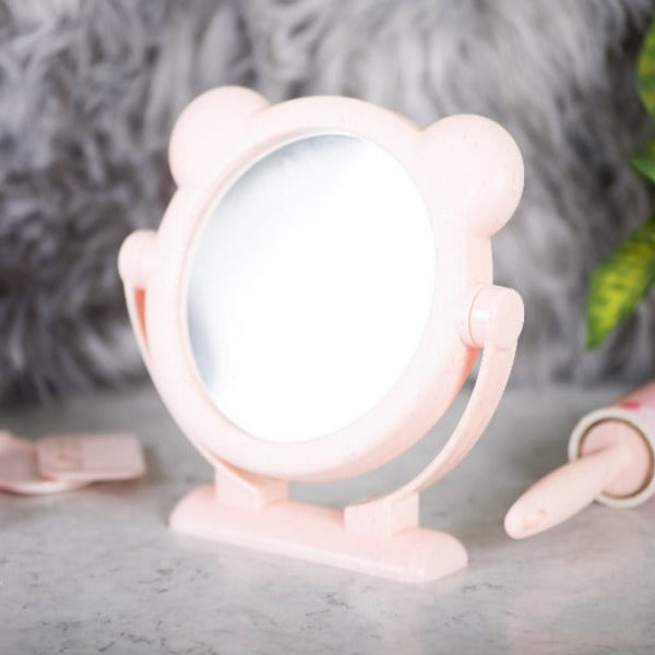 Fancy Round Mirror - The June Shop