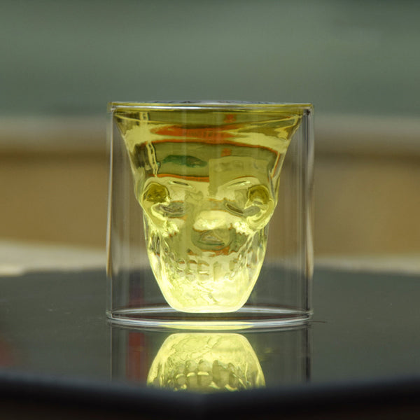 Skull Shot Glass (Set of 4)