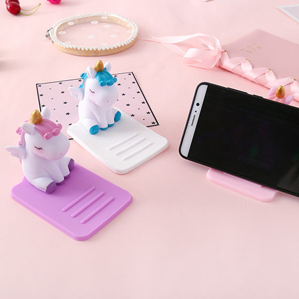 Unicorn Phone Holder Stand