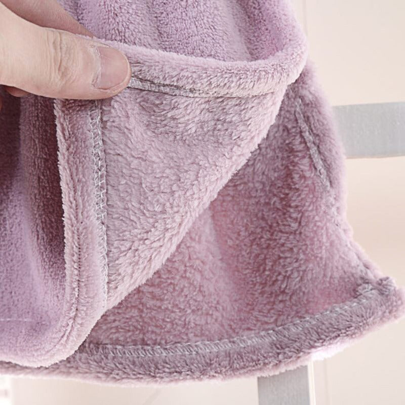 Fancy Flower Hand Towel