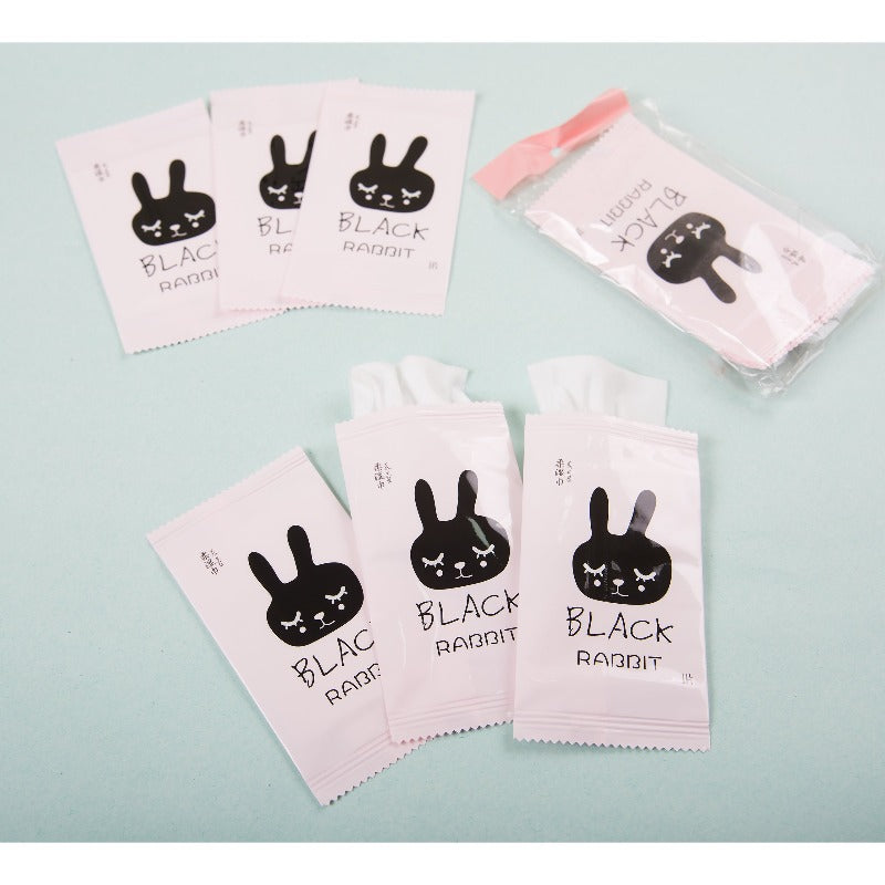 Rabbit Wet Wipes (Pack of 10)
