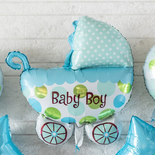Baby Boy Balloon (Set)