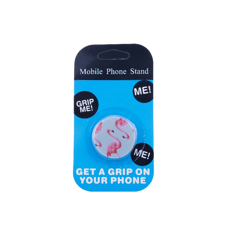 Flamingo Pop Socket - The June Shop