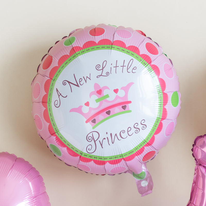 Little Princess Balloon (Set)
