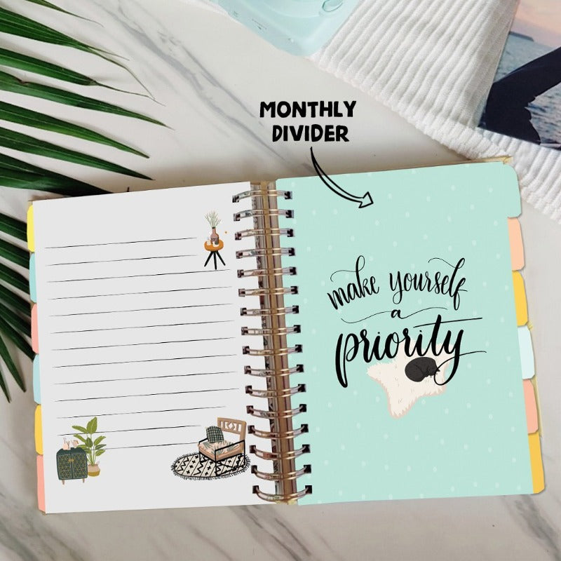 2021 Planner - Believe In Yourself