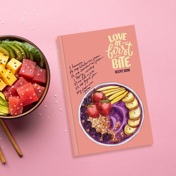 Love At First Bite - Recipe Journal
