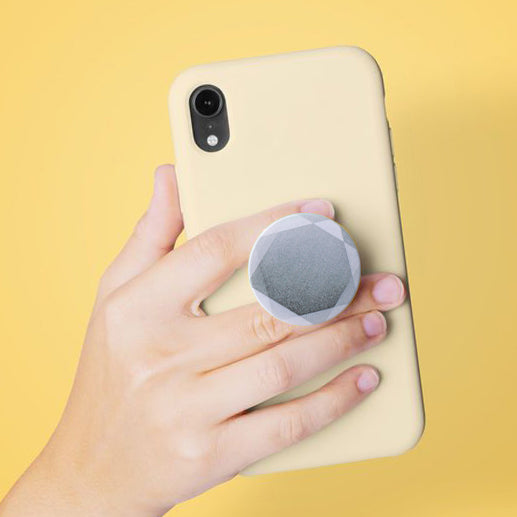 Geometric Abstract Pop Socket