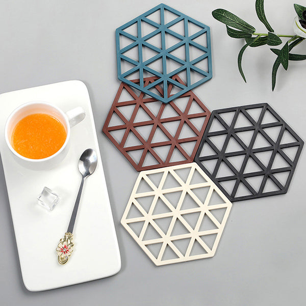 Nordic Hexagon Coaster