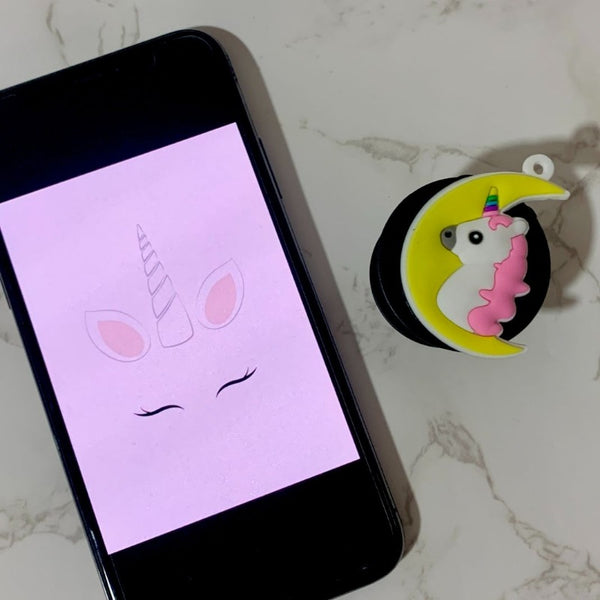 Cute Phone Holder - Unicorn